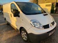 2014 Renault Trafic SWB SL27 DCI 115 BHP 6 SPEED ONLY 66K MILES HANDSFREE BLUTOO