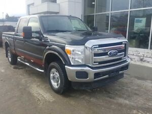 2011 Ford F-250 Super Duty XLT  -  Power Windows