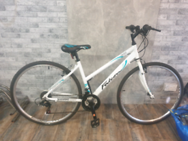 Falcon hybrid ladys bike