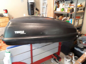 Thule 667ES Excursion ES Rooftop Cargo Box