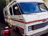 1982 Triple E motorhome Class A