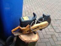 Partner petrol saw