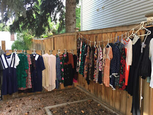 GAINT CLOTHING AND HOUSEHOLD SALE