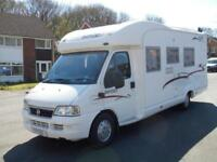 Rapido Le Randonneur 7099F 4 Berth Rear Fixed French Bed Motorhome For Sale