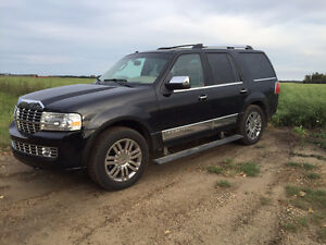 2008 Lincoln Navigator Ultimate 4x4