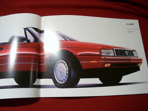 1990 Cadillac sales brochure Peterborough Peterborough Area image 2