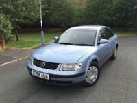 VOLKSWAGEN PASSAT S AUTOMATIC --- ONLY 2 FORMER KEEPERS --- MOT --- FREE DELIVERY --- P/X WELCOME