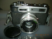 Yashica Electro GS Vintage 35mm