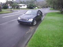 2001 Mercedes-Benz C180 Sedan has RWC Cairns Cairns City Preview