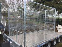 Dog pen puppy run kennel pet enclosure