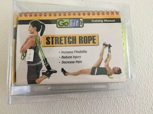 Go Fit Stretch Rope.