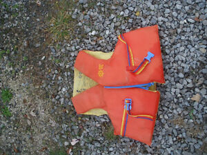 5  PFDs (Personal Flotation Devices), For Persons Over 90 lbs