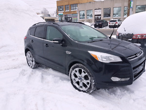 2013 Ford Escape leather sunroof navigation
