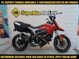 2014 14 DUCATI HYPERSTRADA 821CC 0% DEPOSIT FINANCE AVAILABLE