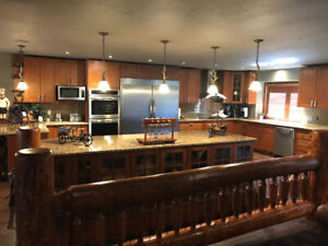 Kitchen cabinets solid wood with soft closing system on sale