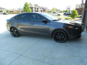 2014 Dodge Dart SXT Sedan Windsor Region Ontario image 4