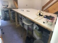 Pattern Cutting / Sewing Table