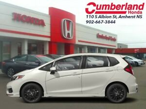 2018 Honda Fit Sport  - Bluetooth -  Heated Seats
