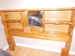 DBL/QUEEN Size Bed Frame