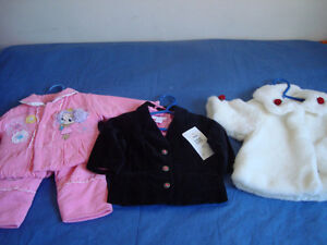 Baby Girl and Boy Spring Clothing