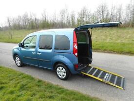 2012 Renault Kangoo 1.5 Dci Only 22k WHEELCHAIR DISABLED ACCESSIBLE VEHICLE WAV