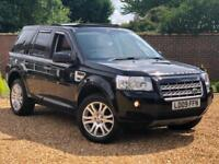 2009 09, Land Rover Freelander 2 2.2Td4e ( 158bhp ) HSE + PANORAMIC ROOF