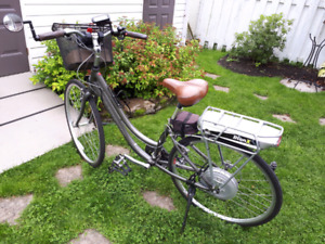 Vélo Électrique BionX