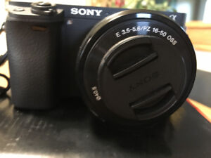 New Sony 6300 Kit with 50 mm Lens