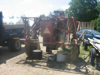 Sprayer Hagie, Bari priming Machines and Tobacco Bin Pins and ba