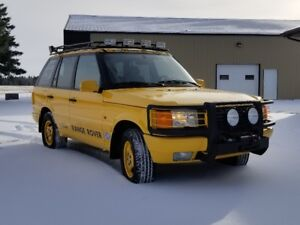 1997 Land Rover Range Rover HSE Other
