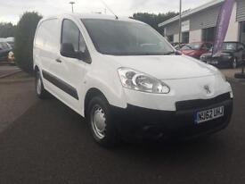 2012 62Plate Peugeot Partner 1.6HDi ( 92 ) 850 S L1