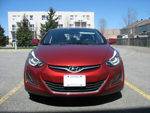 2016 Elantra L 11500km - Peace of Mind, Truly Like New Condition