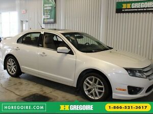 2010 Ford Fusion SEL AWD V6 (Cuir-Toit-Mags)
