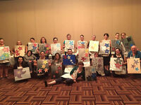Step-by-Step Painting pARTies!