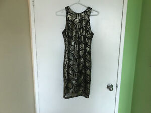 Marciano sequin  dress- small