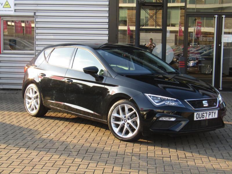 2017 seat leon 1.4 tsi 125 fr technology 5dr | in aylesbury
