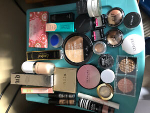 Giant new and gently used makeup lot!! Marc Jacobs, Stila, Etc