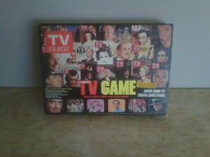 TV Guide game 1984 in excellent condition. nothing missing
