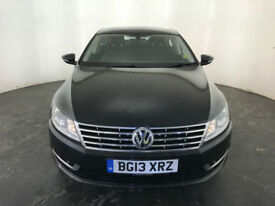 2013 VOLKSWAGEN CC BLUEMOTION TECHNOLOGY TDI 1 OWNER SERVICE HISTORY FINANCE PX