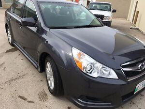 2011 Subaru Legacy 2.5i Sedan Safetied Bluetooth, AWD Warranty