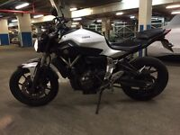 Yamaha MT-07 2014 ABS