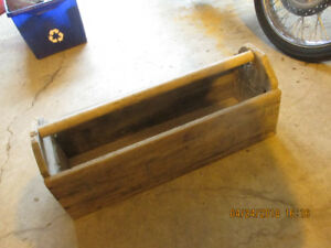 Antique Saw Box