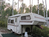 For Sale 1985 Big Foot 5th Wheel