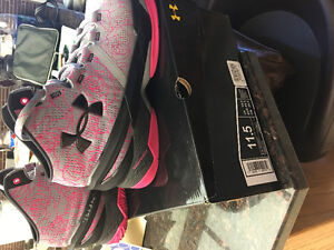 Under Armour Steph Curry Mother's Day Ed. Shoes