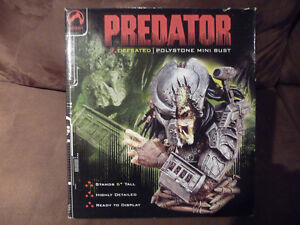 Predator Defeated Limited  Bust West Island Greater Montréal image 8