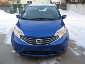 2016 Nissan Versa Note SV ONLY 830KM