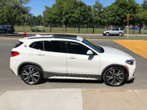 Lease Takeover - 2018 BMW X2 xDrive 2.8i, White, 1,500KM