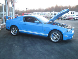2010 Mustang Shelby GT 1000+WHP