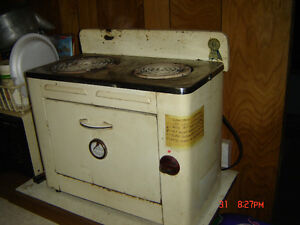 TOASTER-OVEN/RANGETTE, antique,Price UPDATE  2018