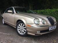 Jaguar S-TYPE 2.5 V6 ** No Advisorys On Mot **